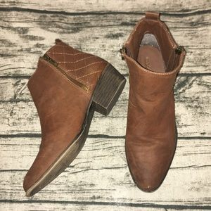 Madden Girl Hollywood Ankle Boots